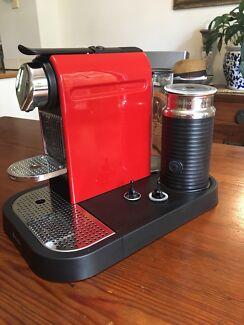 Breville Nespresso citiz coffee machine