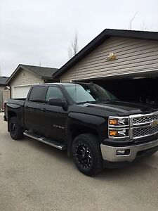 2015 Silverado private sale