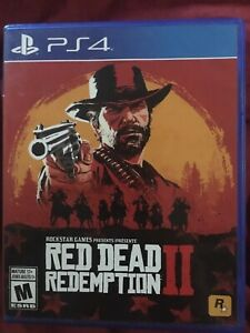 Red Dead Redemption 2 (PS4) $40