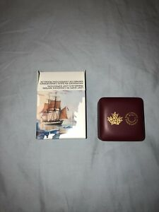 Lost ships in Canadian waters Silver 20$ coin