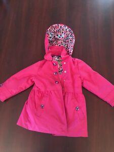 Girl coats size 4