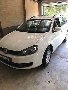 VW Golf  wagon MY 2012 /6 Mullumbimby Byron Area Preview