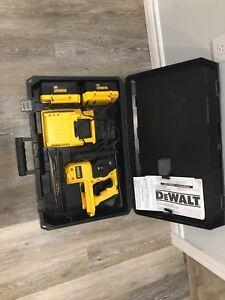 Dewalt 36 volt rotary hammer drill sds bit