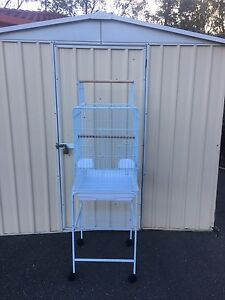 BRAND NEW - OPEN ROOF LARGE cage $125 each Incl Trolley Helensvale Gold Coast North Preview