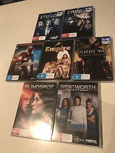 DVD TV series Munno Para West Playford Area Preview