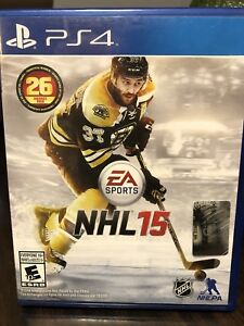 PS4 games: NHL15