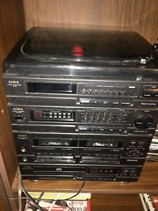 Old school Stereo system