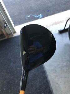 Titleist 915 3 wood stiff shaft.