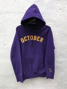 OVO October's Very Own Hoodie Size m