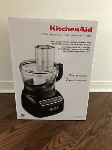 Brand New Kitchen Aid 7-Cup Food Processor