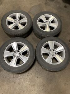 """2007-2013 ACURA MDX 18"""" RIMS ON TIRES FOR SALE"""