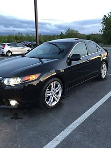 2012 Acura TSX V6 Tech Package -Rare-