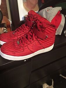 Nike Air Force 1 woven size 11