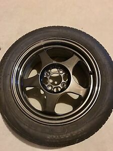 "15""x7 Rota Slipstream rims, 4x100"