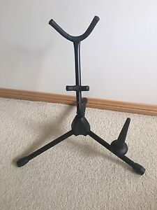 Saxophone stand with flute/clarinet peg Turramurra Ku-ring-gai Area Preview