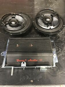 HD Boom Audio Amp and Speakers