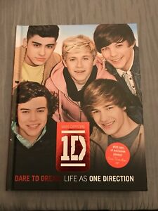 Livre One direction
