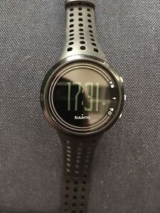 SUUNTO M5 All Black Sports Excercise Watch Gordon Tuggeranong Preview