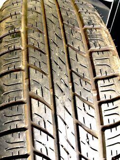 Tyres 4 x 4  suit 17inch rim