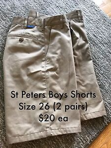 St. Peter's Boys Shorts
