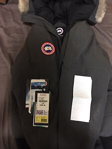 Canada Goose Chilliwack Bomber - Men's - Small - Graphite Grey -