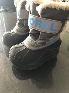 Size 6 Boys Winter Sorel Boots