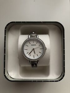 FOSSIL - WOMEN'S STAINLESS STEEL WATCH