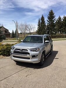 2015 limited Toyota 4Runner