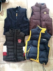 Boy's Vests