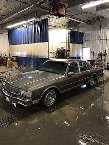 1989 Chevy caprice make an offer