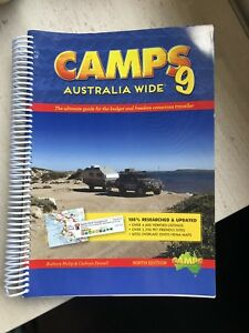 Camps 9 Australia Wide - spiral bound book
