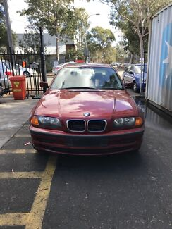 Bmw 318i E46 cheap parts Revesby Bankstown Area Preview