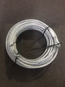 Brand New Carbon Winch Hook, Guide and Steel Rope Huntingdale Gosnells Area Preview