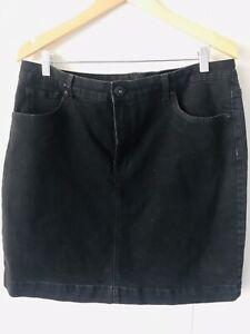 Style & co black denim skirt Potts Point Inner Sydney Preview