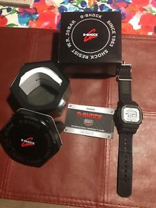 Casio G-Shock like new Model GLS5600CL-1