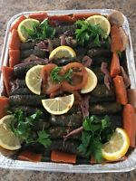 Lebanese Food and Dessert catering
