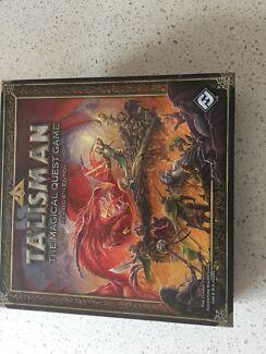 Talisman game
