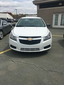 2012 Chevrolet Cruze only 85,000 kms!