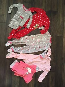 2T girls pj lot