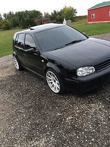 2001 Volkswagen Golf 1.8t
