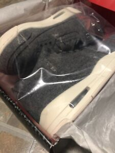 Steal Of A Deal On Rare Wool Air Jordan 3 Brand New Size 8.5