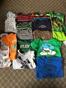 Clothing lot size 12-24 months