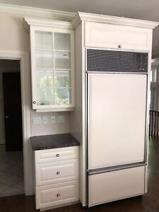 Sub zero fridge 550 -500 series good working