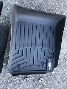 Weather tech floor mats for BMW E90