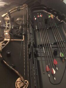 Fred Bear Compound Bow
