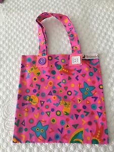 Child's Cotton Print Bag Williamstown Hobsons Bay Area Preview