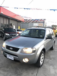 FORD TERRITORY 2006 (AWD 6 SPEED)>>RWC + 5 MONTH REGO<<REVERSE SENSORS