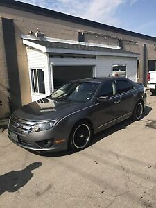 2011 Ford Fusion Se $9000 Certified & E Tested