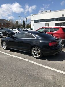 Audi A5 S-line 2010 Manual Quattro Coupe