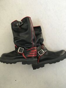 Fluevog Women's Safety Boots Size 6/7